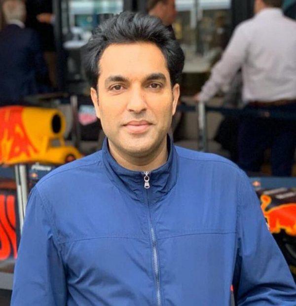 Abid Arbab Khan Chief Executive Zarkon Group Management Profile Image - FAH33M