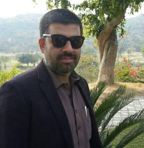 Amal Baz Khan Director Zarkon Group Management Profile Image - FAH33M