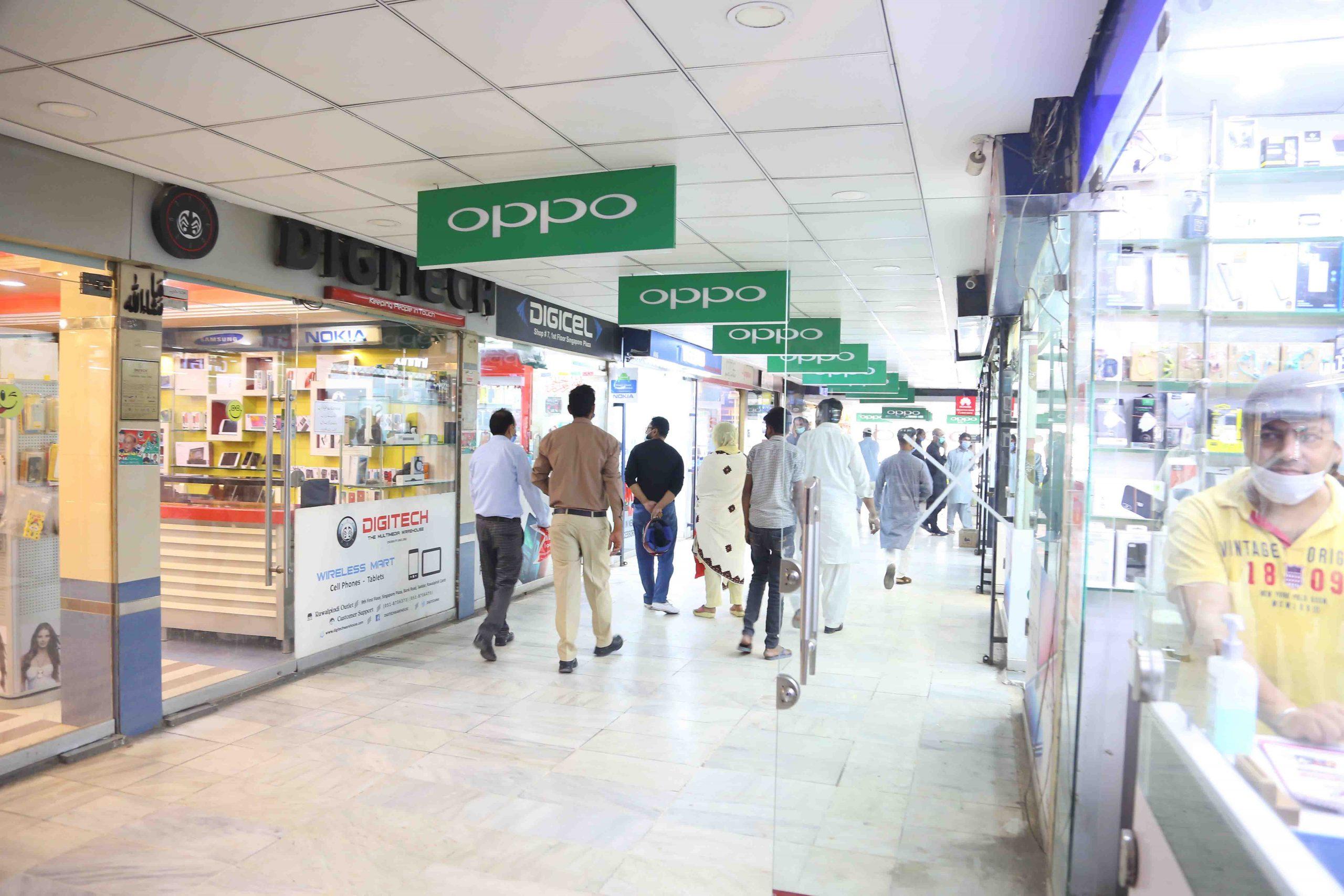 Singapore Plaza Saddar Rawalpindi Interior Views - FAH33M (10) - Q-L0-BO