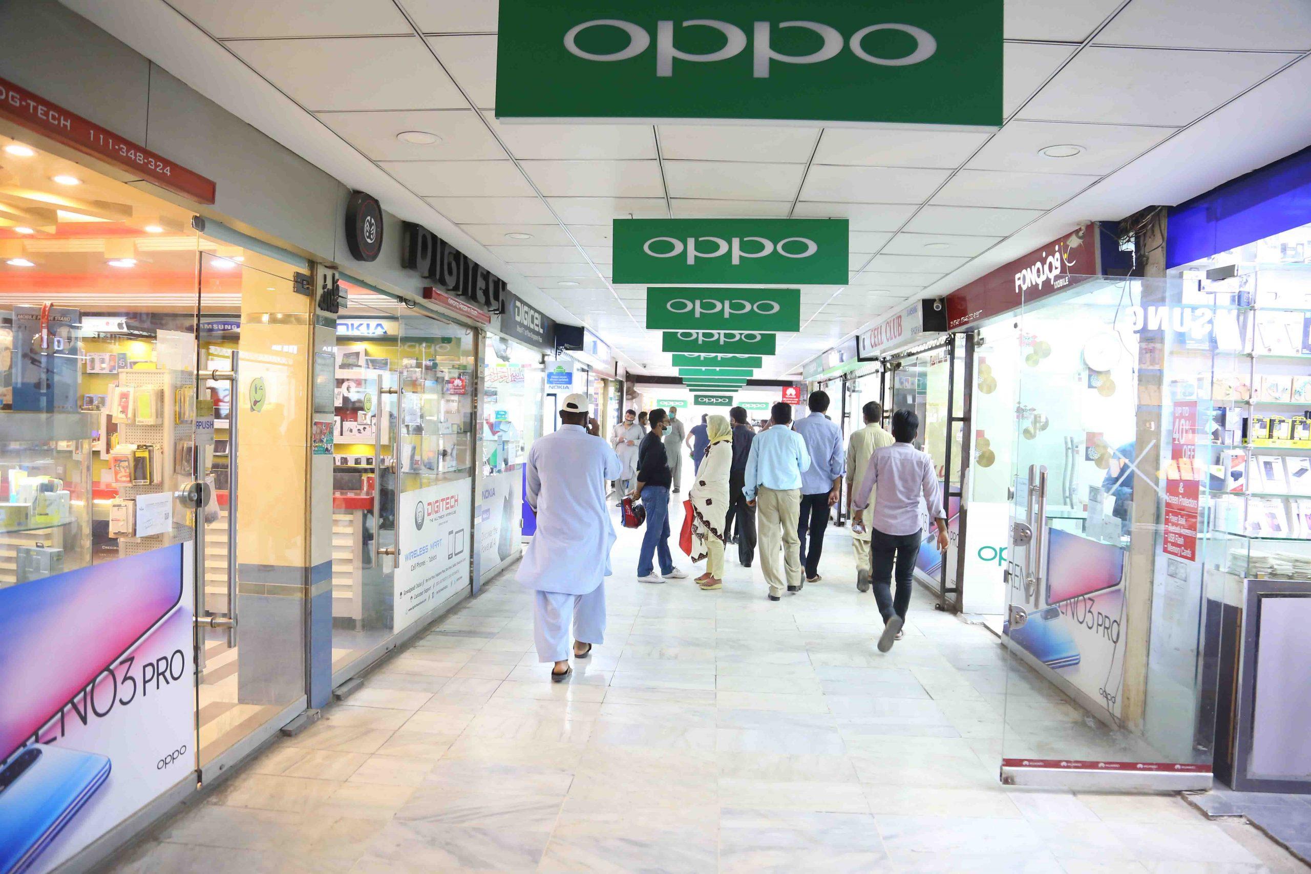Singapore Plaza Saddar Rawalpindi Interior Views - FAH33M (8) - Q-L0-BO