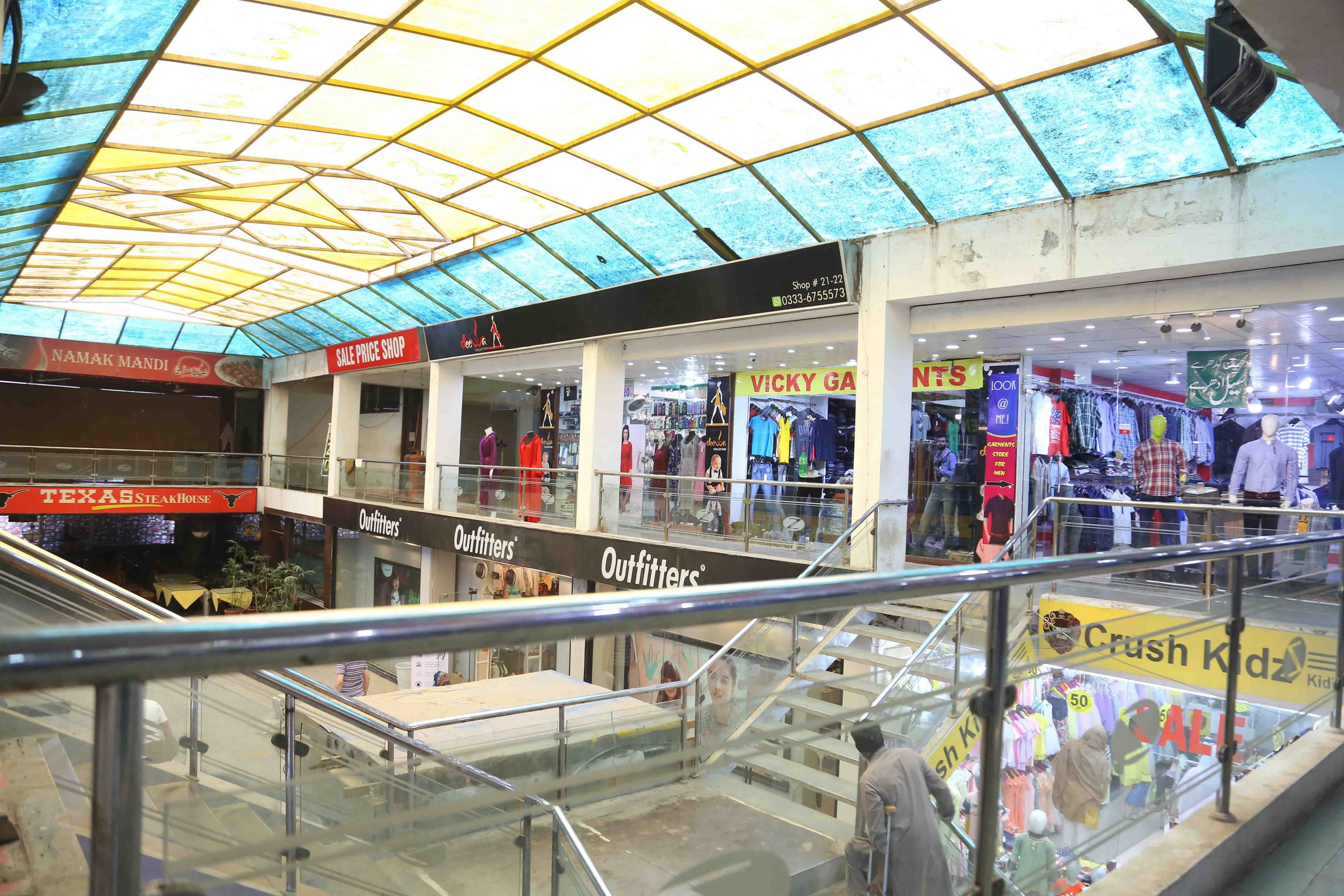 Zarkon Plaza 1 Saddar Rawalpindi Interior Views - FAH33M (5) - Q-L0-BO