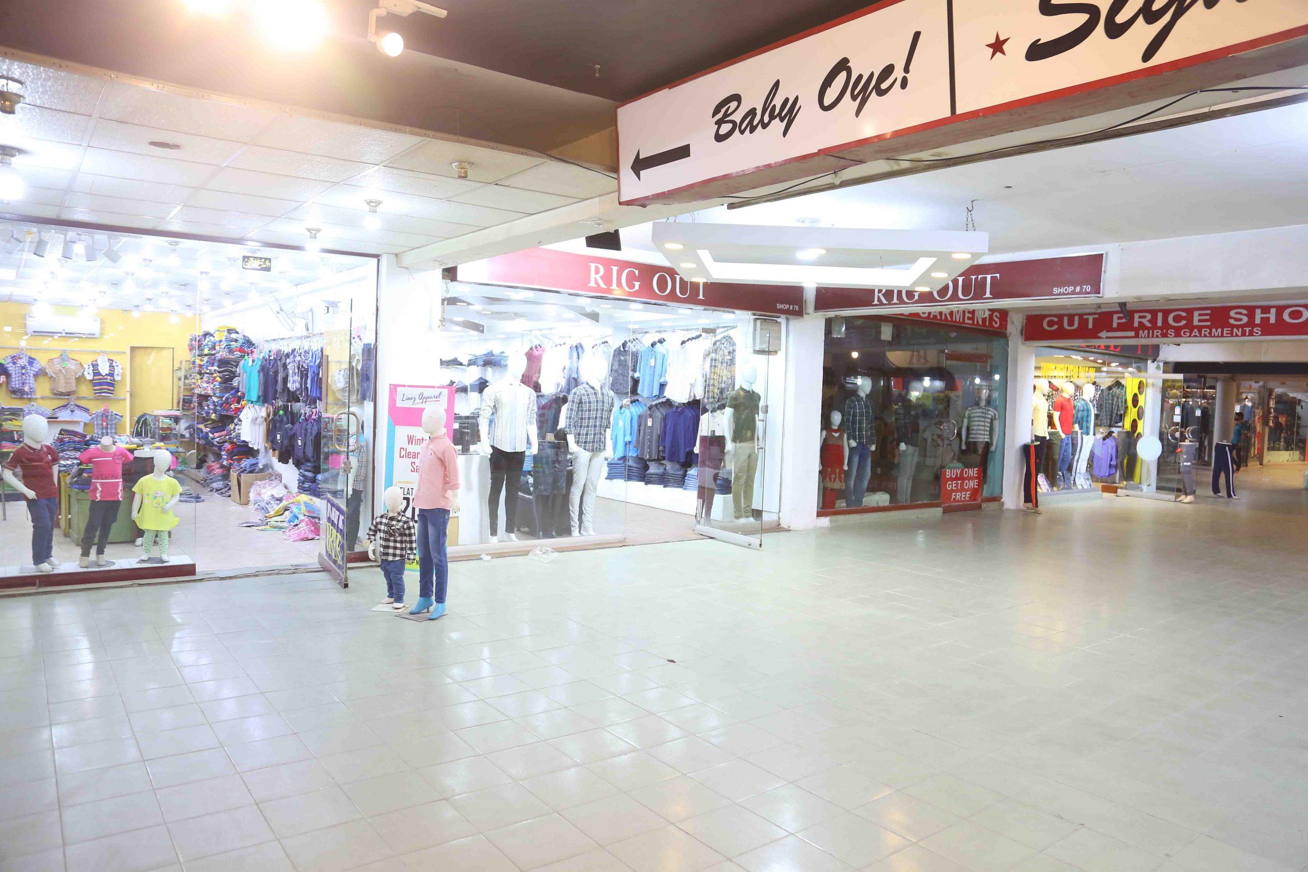 Zarkon Plaza 2 Saddar Rawalpindi Interior Views - FAH33M (4) - Q-L0-BO