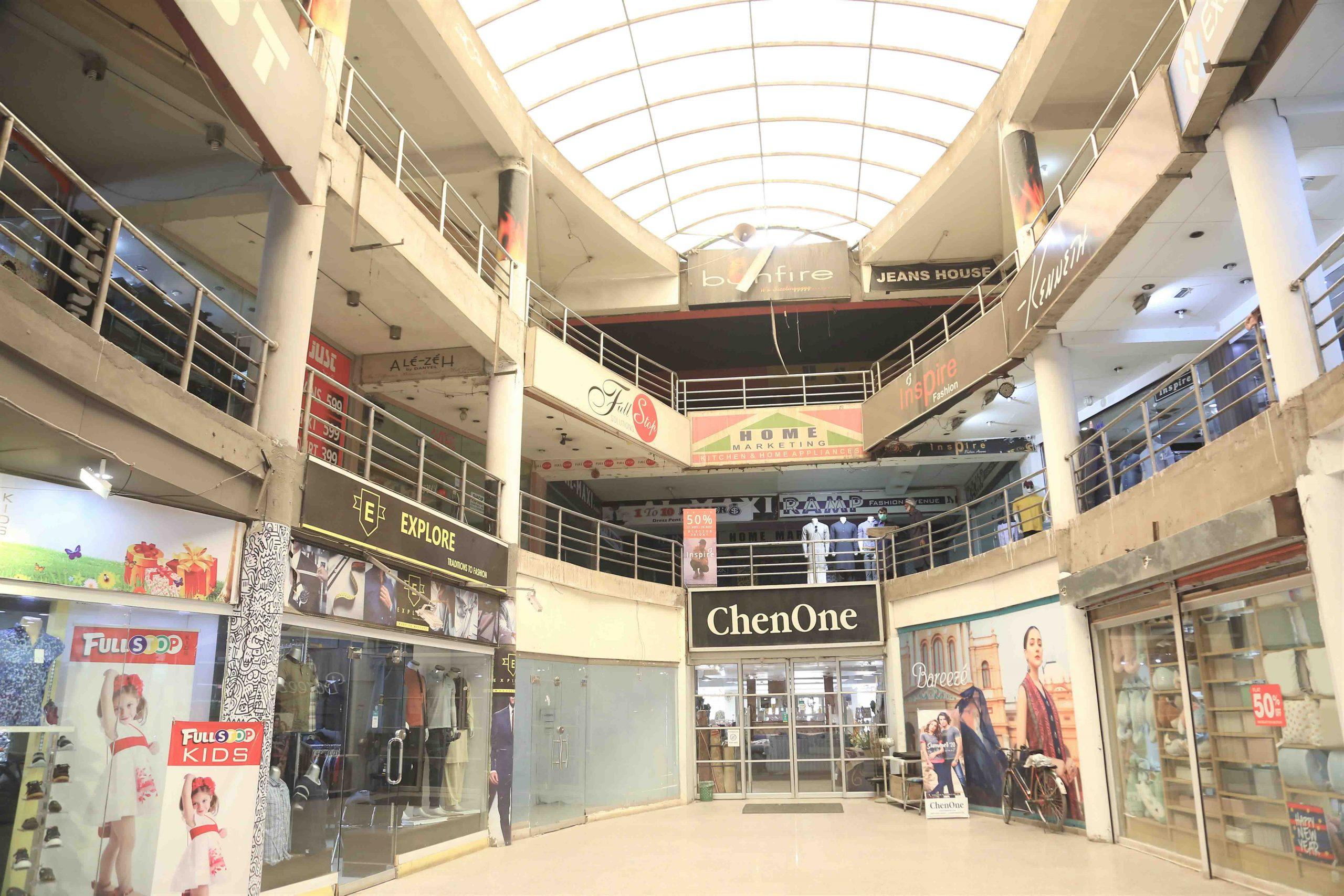 Zarkon Plaza 2 Saddar Rawalpindi Interior Views - FAH33M (5) - Q-L0-BO