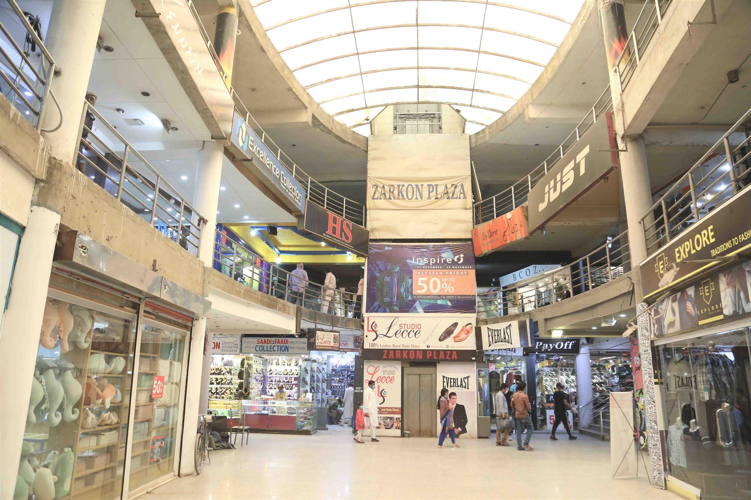 Zarkon Plaza 2 Saddar Rawalpindi Interior Views - FAH33M (6) - Q-L0-BO