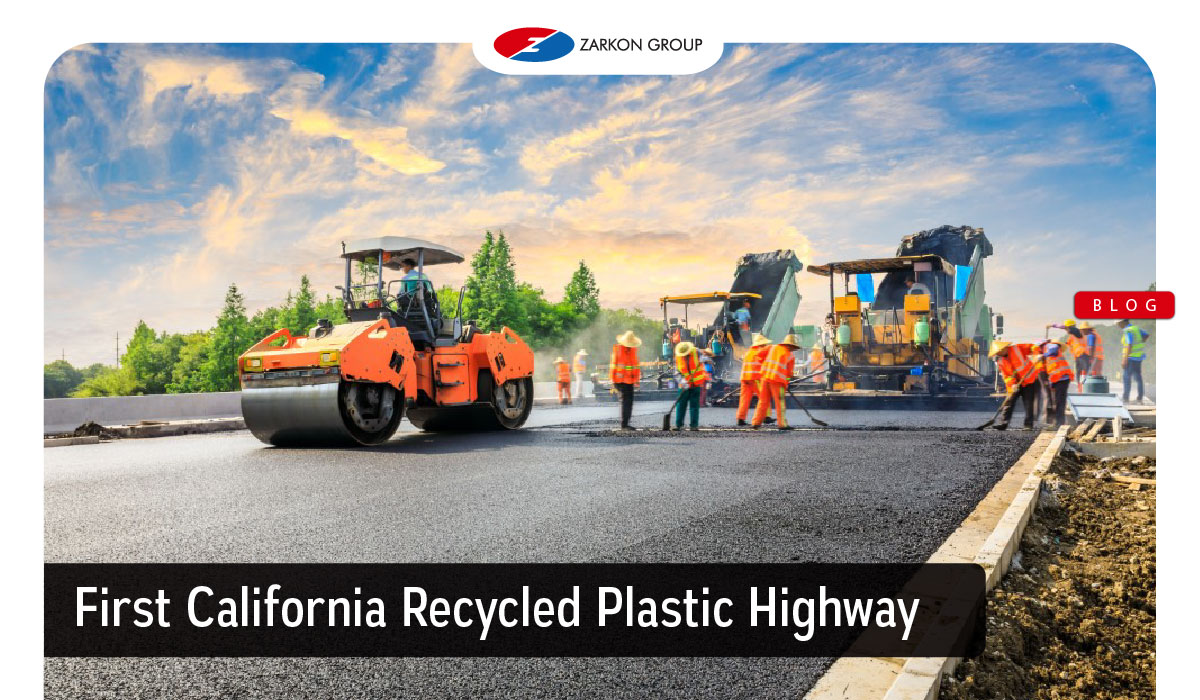 First California Recycled Plastic Highway - Zarkon Group News Blog - FAH33M